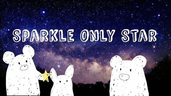 SPARKLE ONLY STAR