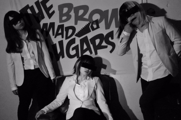THE BROWN MAD SUGARS