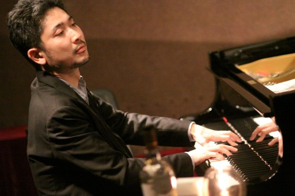 中嶋錠二 nakajima george / piano